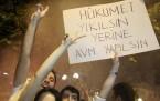 GEZİ PARKI DİRENİŞİ'NDEN KARELER...
