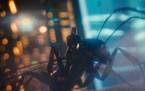 Ant-Man filminden kareler