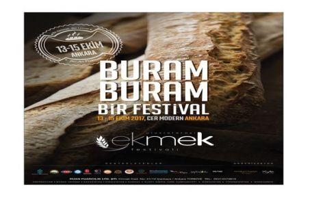 10 Bin Yıllık Hikaye Uluslararası Ekmek Festivali'nde