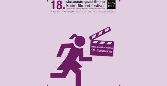 18. Filmmor Kadın Filmleri Festivali Başlıyor