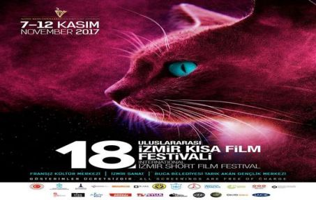 18. İZMİR KISA FİLM FESTİVALİ BAŞLIYOR