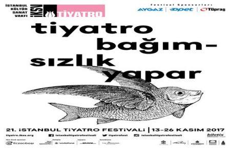 21. İSTANBUL TİYATRO FESTİVALİ