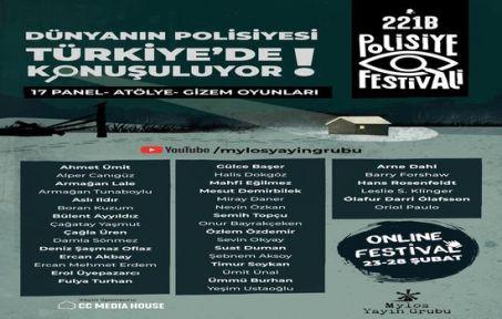221B POLİSİYE FESTİVALİ