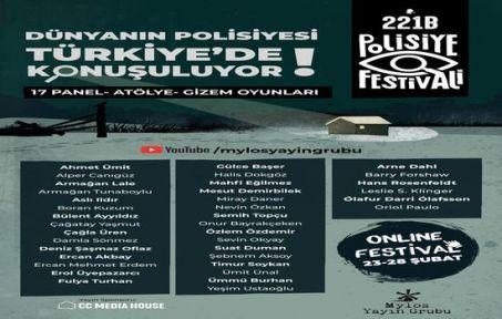 221B POLİSİYE FESTİVALİ PROGRAMI AÇIKLANDI