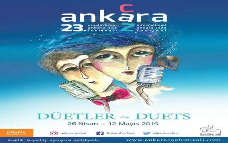23. Uluslararası Ankara Caz Festivali gün sayıyor