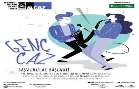 26. İstanbul Caz Festivali Genç Cazcılarını Seçti