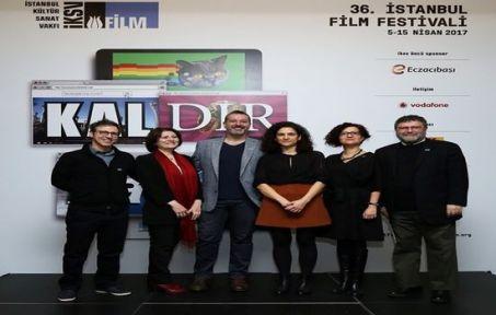 36. İstanbul Film Festivali Programı Açıklandı