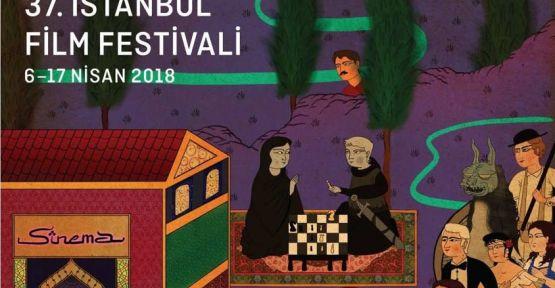37. İstanbul Film Festivali'nin Festival Sponsoru Vodafone Red Oldu