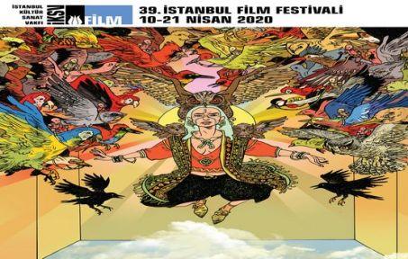 39. İstanbul Film Festivali'ne ilginç afiş!