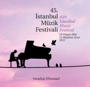 45. İstanbul Müzik Festivali Açılış Töreni Gerçekleştirildi
