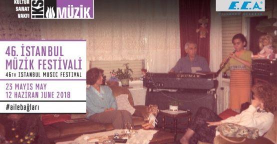 46. İstanbul Müzik Festivali'ne Sayılı Günler Kaldı