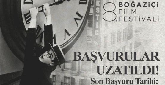 8. Boğaziçi Film Festivali Başvuruları Uzatıldı!