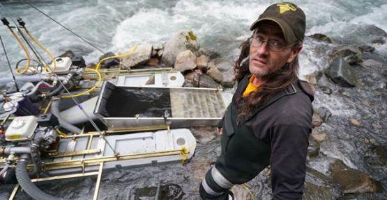 Altın Peşinde: Köpüklü Sular Başlıyor