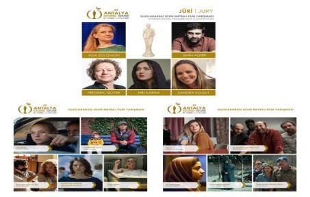 Altın Portakal'da Uluslararası Yarışma Heyecanı Başladı!