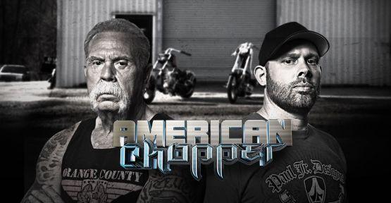 American Chopper Discovery Channel'da