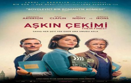 'Aşkın Çekimi' 19 Mayıs'ta sinemalarda!