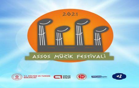 Assos Müzik Festivali başlıyor!
