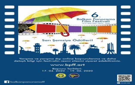 'Balkan Panorama Film Festivali' başvuruları bekliyor!