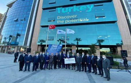 'Birlikten İzmir Doğar' kampanyası...