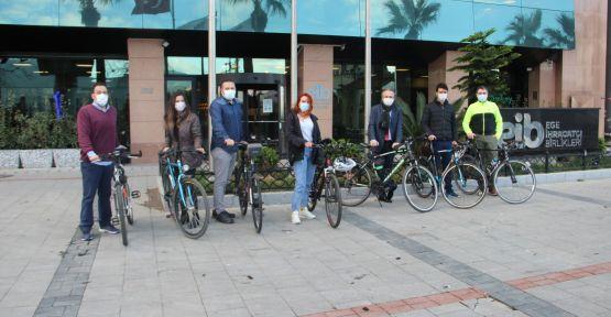 Bisiklet, yeni dünyada makam aracı olacak!