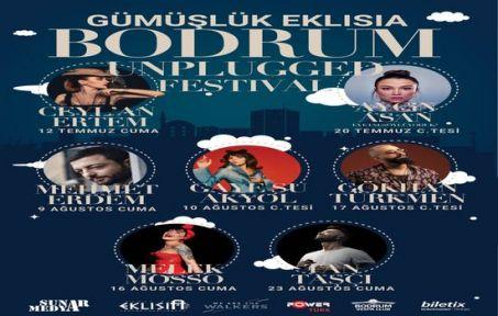 BODRUM'DA BEKLENEN FESTİVAL BAŞLIYOR!