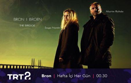 """""""BRON/BROEN"""" TRT 2'DE!"""