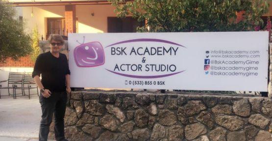 BSK Academy Actor Studio Girne'de açıldı