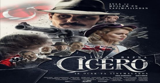 Çiçero filmi ekibi ANKAmall Cinemaximum'da!