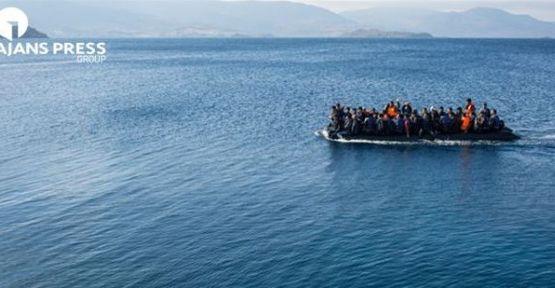 Denizde yakalanan göçmen sayısı şaşırttı!
