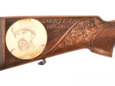 Diriliş Arms'tan Diriliş Ertuğrul'a anlamlı hediye