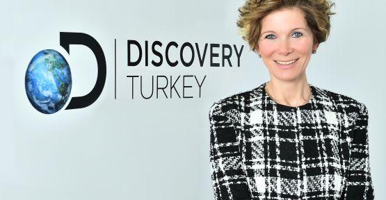 Discovery'de Yeni Atamalar