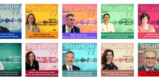 Doktorlardan Solunum Sağlığı Podcast Serisi