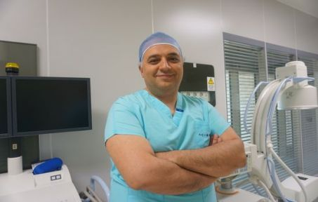 Dünya Kök Hücre Derneği'nde İlk Türk Doktor