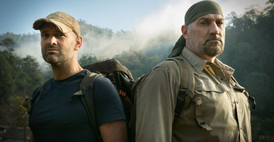 Ed Stafford: Yaban Macerası Discovery Channel'da