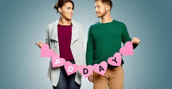 Evliliğe 90 Gün TLC'de Başlıyor