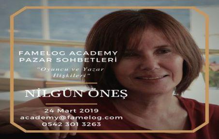 Famelog Academy'de ücretsiz söyleşi
