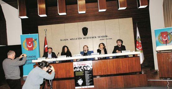 Gazetecinin gezi tanıklığı tartışıldı