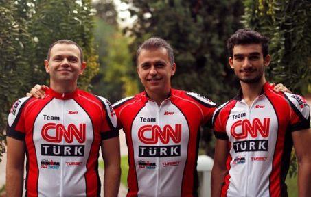 GLORIA IRONMAN 70.3 TURKEY  HEYECANI CNN TÜRK'TE