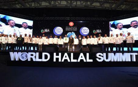 Helal Zirvesi kapsamında aşçılar yarıştı