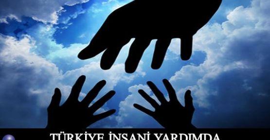İnsani yardımda Türkiye'nin karnesi!