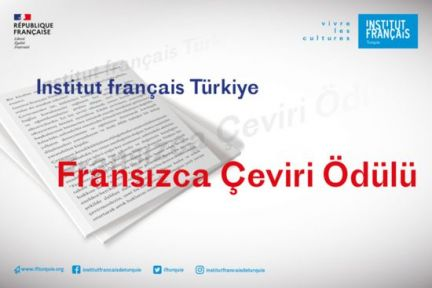 Institut français Türkiye'den Fransızca Çeviri Ödülleri