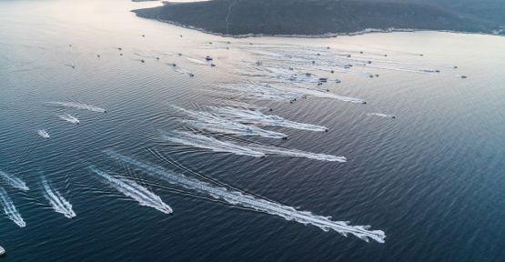 İş dünyası Turkcell Platinum ile Sığacık'ta balığa çıkıyor