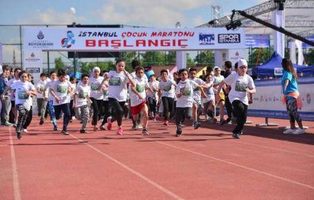 İstanbul Çocuk Maratonu 22 Eylül'de Maltepe'de!