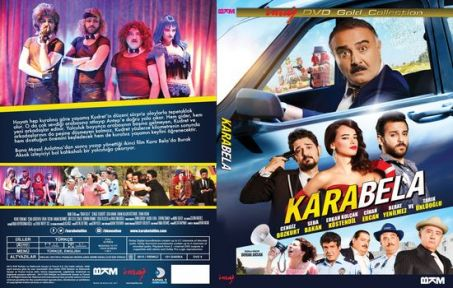 'KARA BELA' ARTIK DVD'DE!