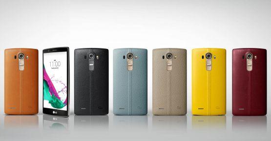 LG G4 Tüm Dünya ile birlikte İstanbul'da da tanıtıldı