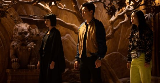 Marvel Studios'tan Shang-Chi ve On Halka Efsanesi