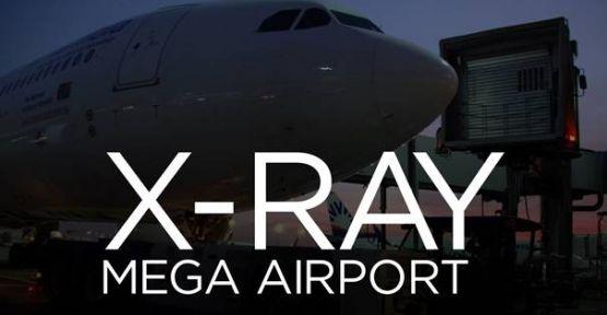 Mega Havalimanı DMAX'te Başlıyor