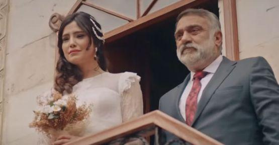 Melek ile Halil'in nikahı kıyılıyor…
