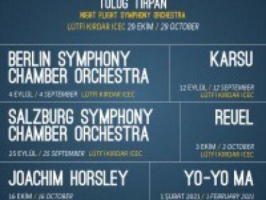 Müziğin Yıldızları İstanbul Night Flight 2020'de!
