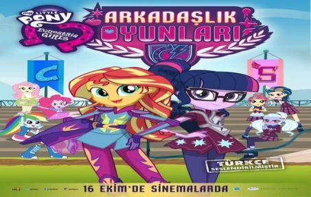 My Little Pony: Arkadaşlık Oyunları Fragman [HD]